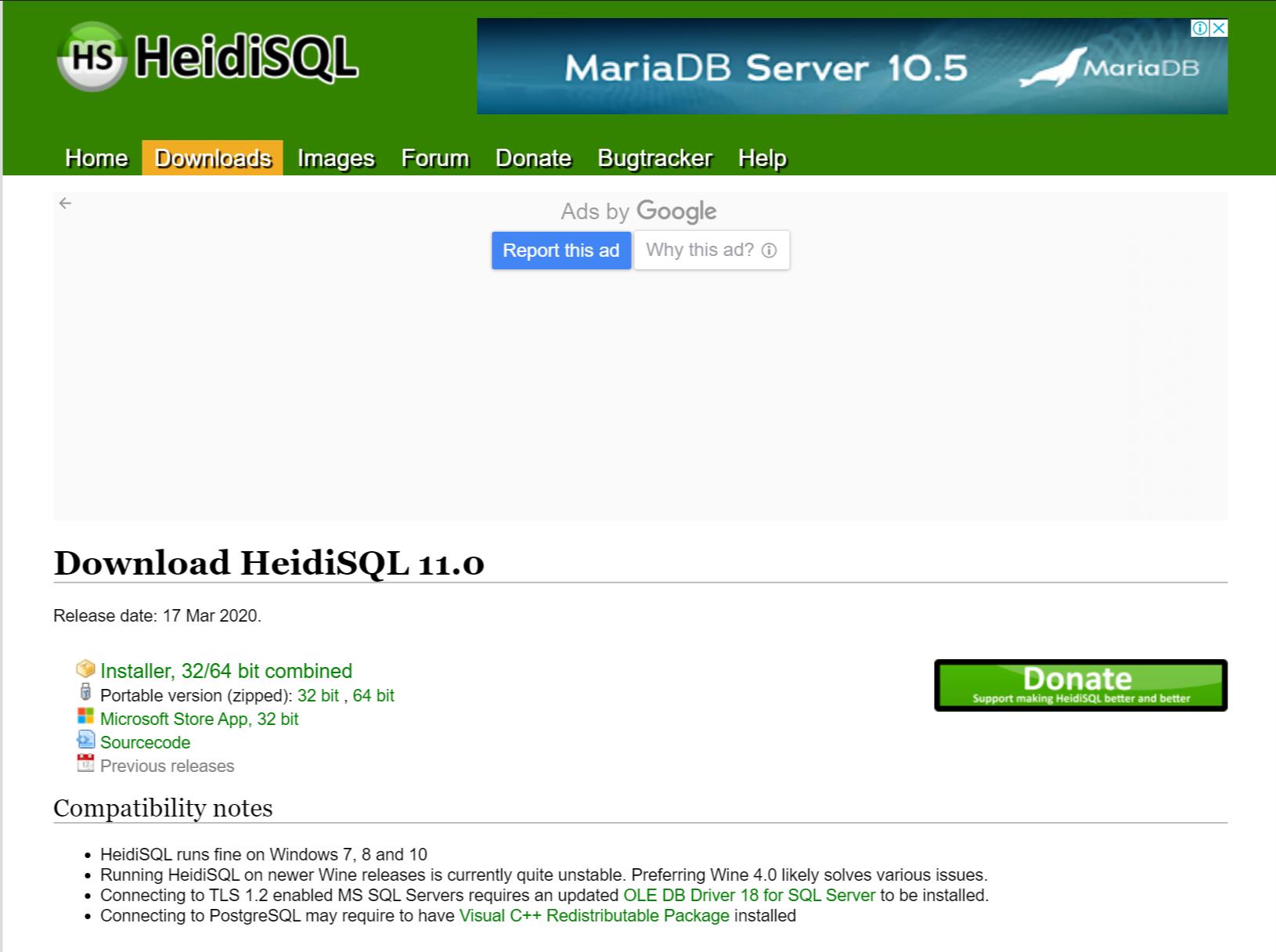 HeidiSQLInstall1