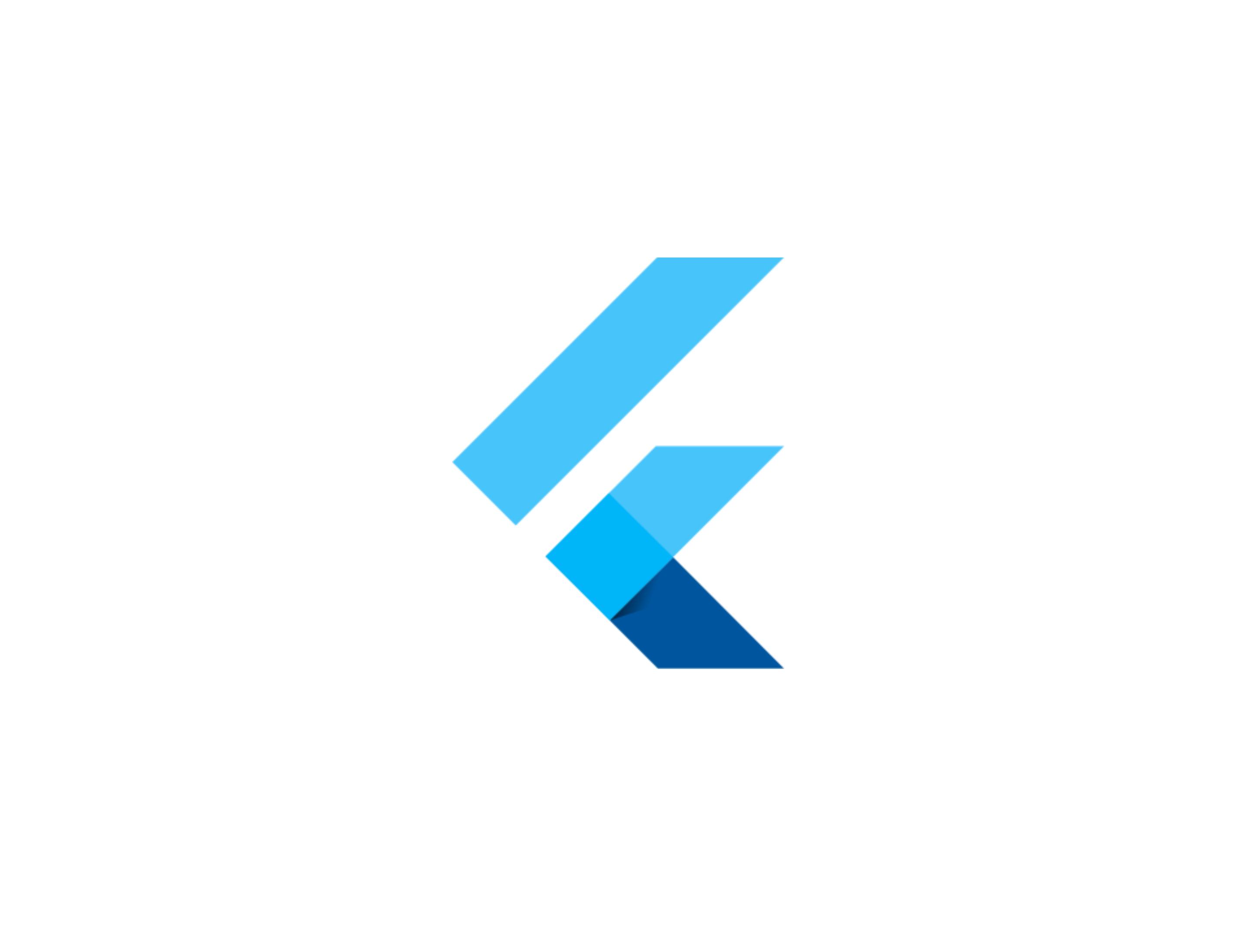 Flutter_ロゴ
