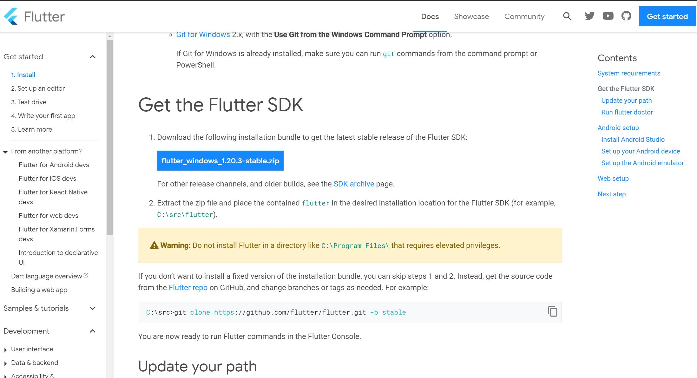 fultter_install1
