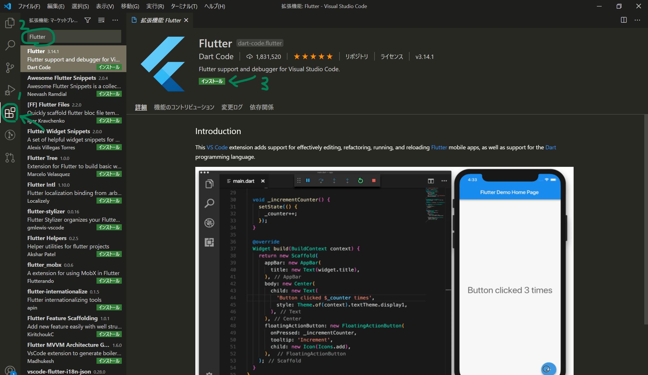 fultter_install41